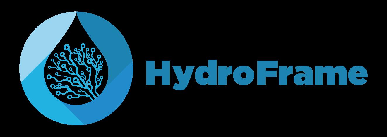 HydroFrame logo
